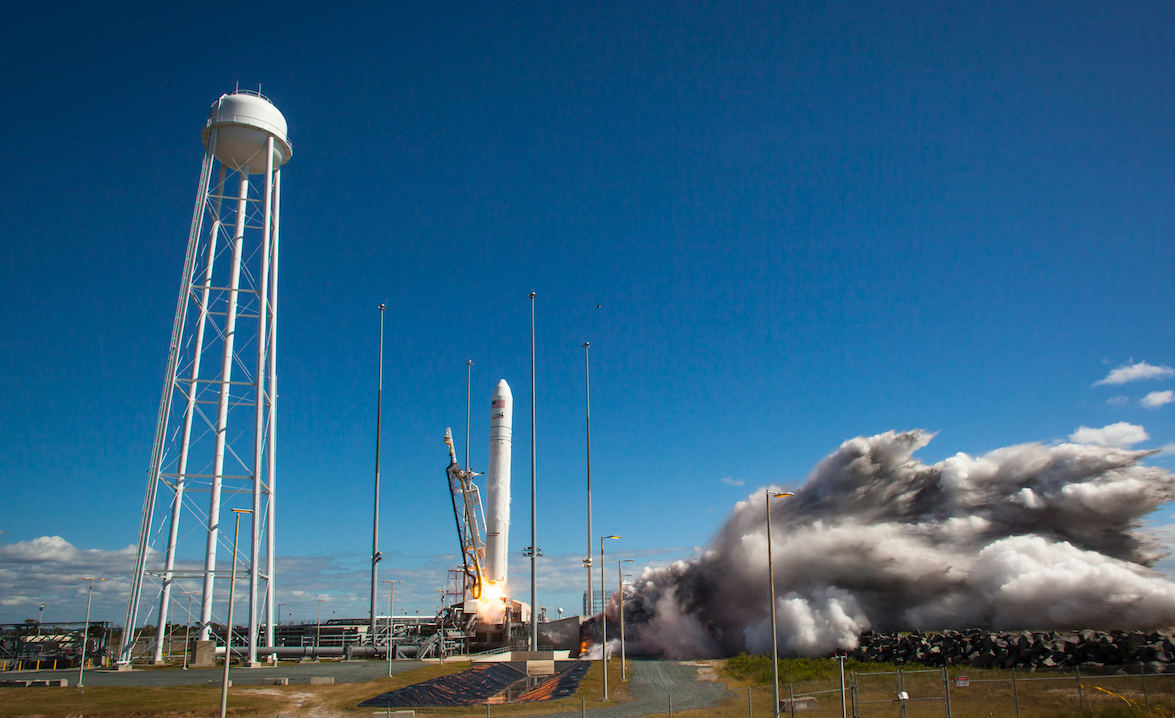 Statement on the support of the Antares launch