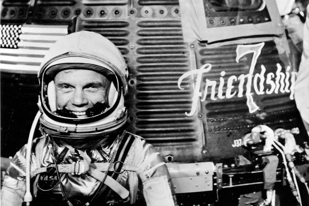 AAS Announces John Glenn Memorial Symposium