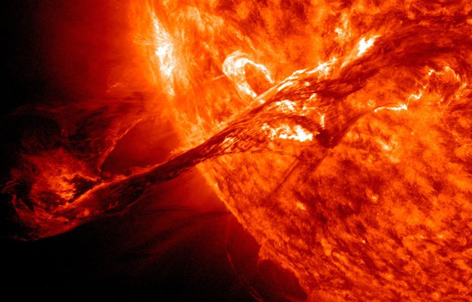From Solar Flares to Power Scares: What Is Space Weather and How Does It Affect Us?